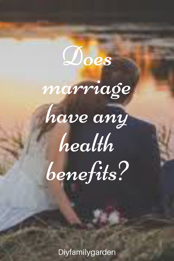 Guest Post – Does marriage have any health benefits